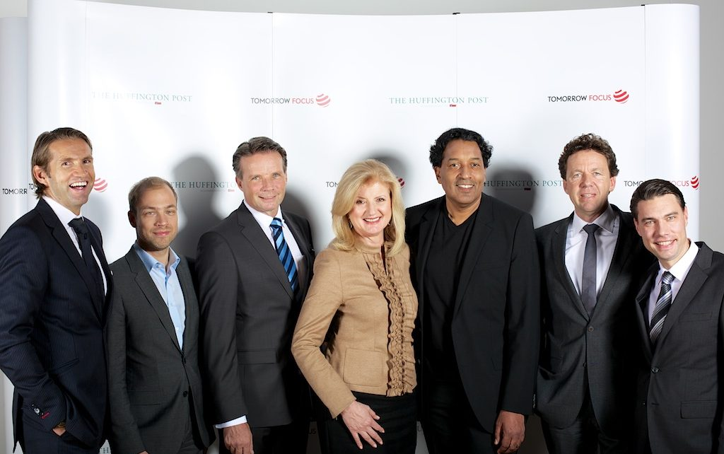 Huffington Post Start in Deutschland