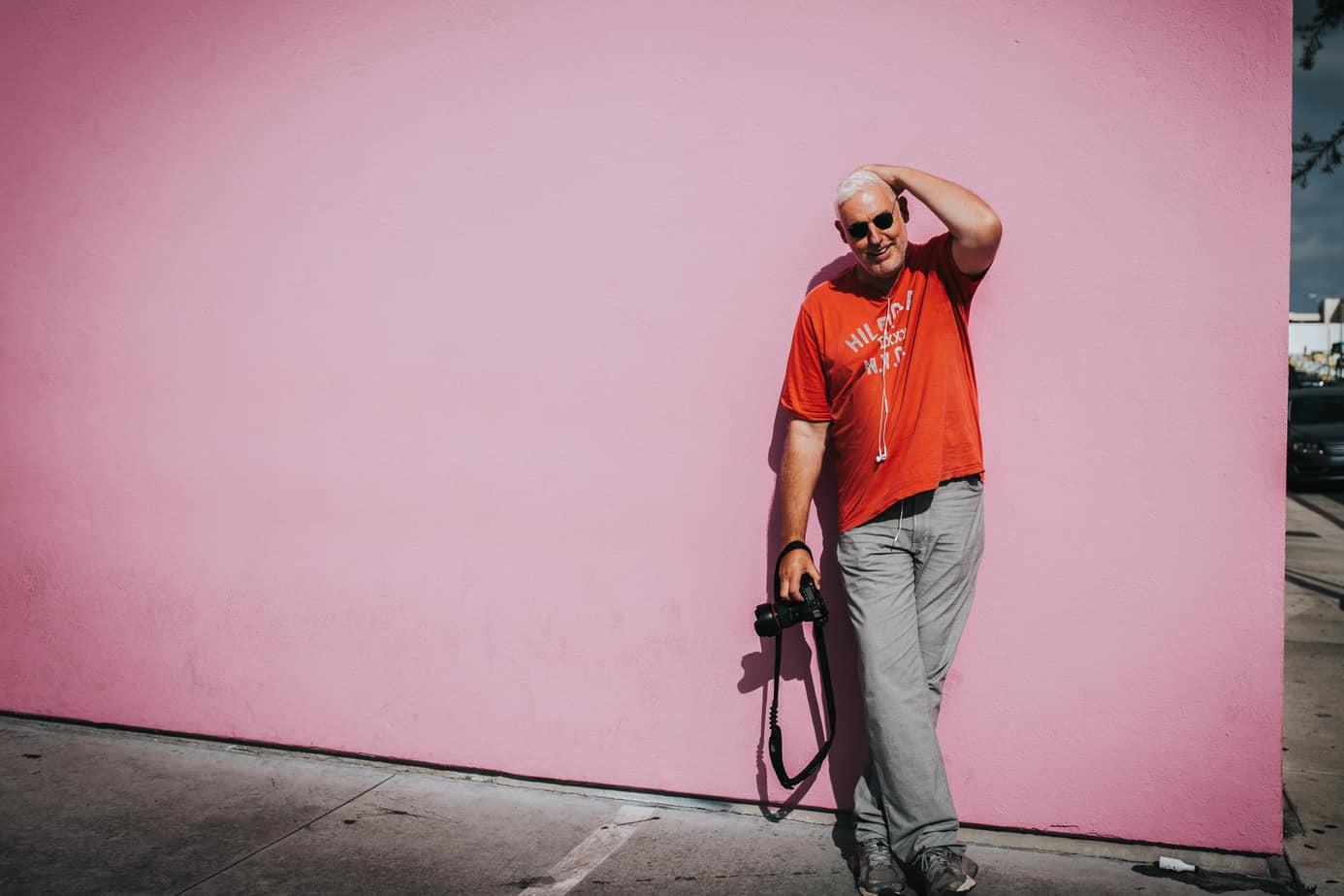 der Porträtfotograf in Los Angeles 2016